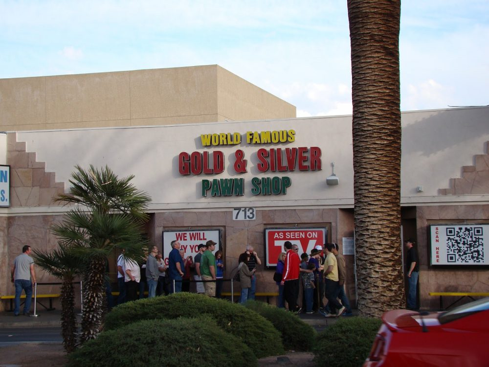 How Many Pawn Shops Are In Las Vegas